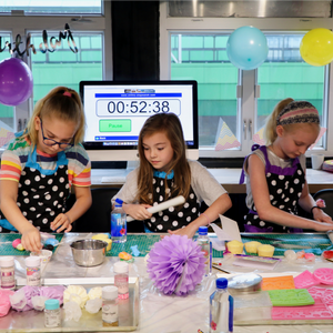 Birthday Parties Workshops At Baking Maniac