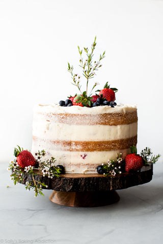 Semi Naked Cakes Are Always The Best Option