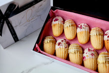 Load image into Gallery viewer, Rose & Gold Madeleines