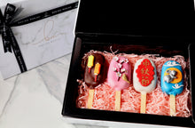Load image into Gallery viewer, 4pcs Cakesicles Gift Box