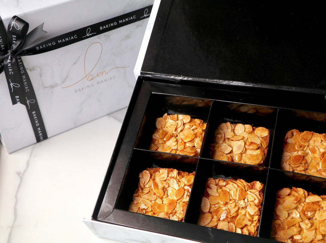 honey almond slices