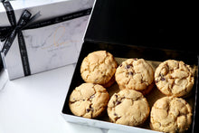 Load image into Gallery viewer, GF Hazelnut Chocolate Chip Cookies