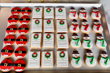 Load image into Gallery viewer, Designer Christmas Cookies Gift