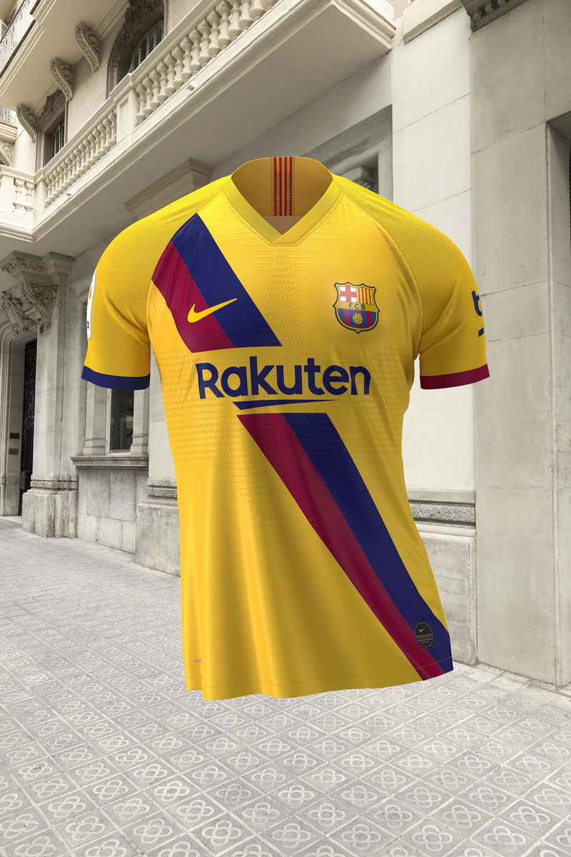 official photos a74fa 4f107 Barcelona, Manchester United, Real Madrid & Much More – My ...