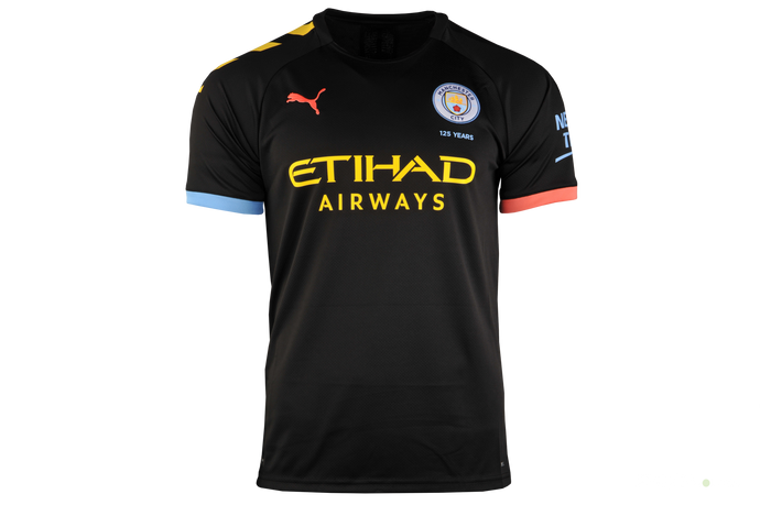 Manchester City Away Jersey 2019/20 - My Football Store