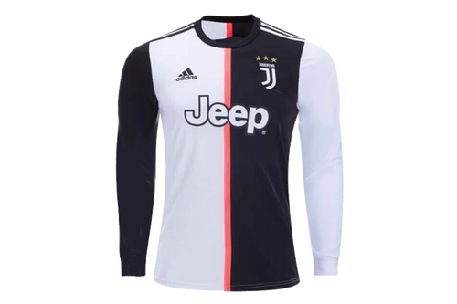 Juventus (Full Sleeve) Home Jersey 2019/20 - My Football Store