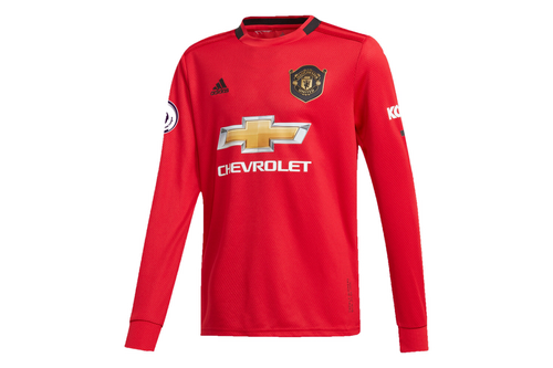 Manchester United (Full Sleeve) Home Jersey 2019/20 - My Football Store