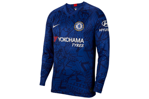 Chelsea (Full Sleeve) Home Jersey 2019/20 - My Football Store