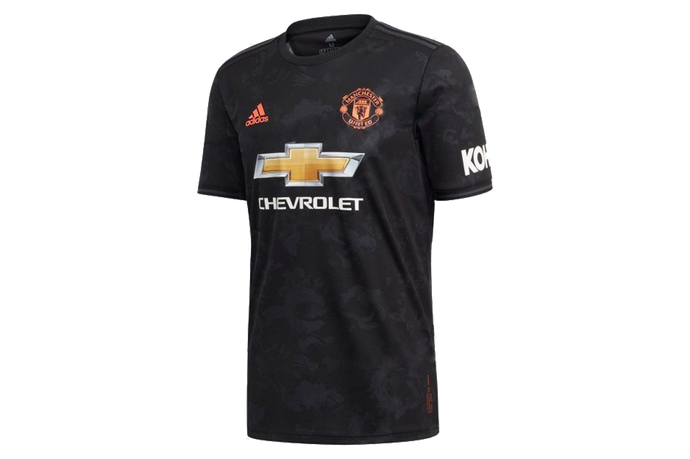 Manchester United Third Jersey 2019/20 - My Football Store