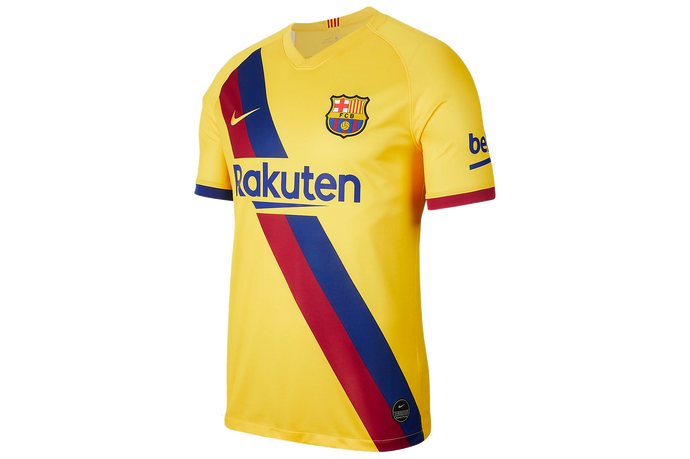 FC Barcelona Away Jersey 2019/20 - My Football Store