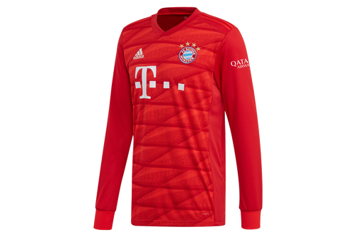 Bayern Munich (Full Sleeve) Home Jersey 2019/20 - My Football Store