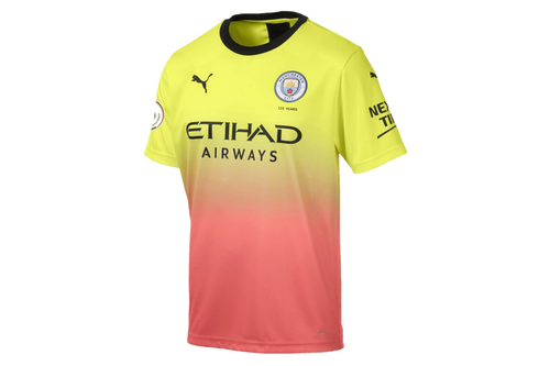 Manchester City Third Jersey 2019/20 - My Football Store