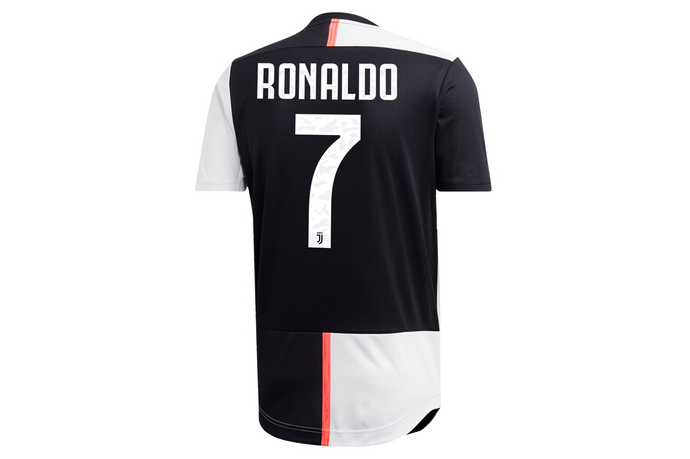 Ronaldo - Juventus Home Jersey 2019/20 - My Football Store