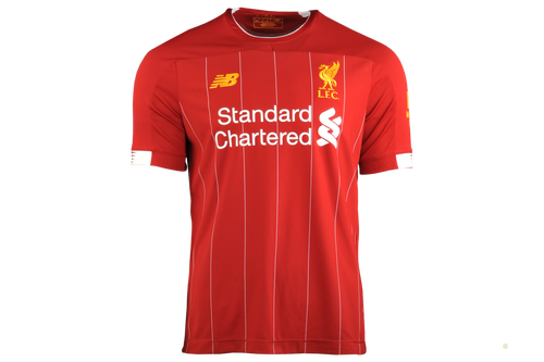 Liverpool FC Home Jersey 2019/20 - My Football Store