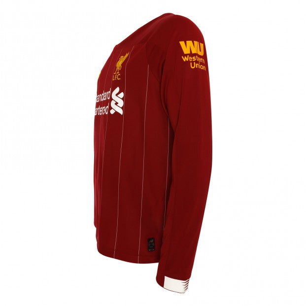 reputable site a3f3e 68b74 Liverpool (Full Sleeve) Home Jersey 2019/20   My Football Store