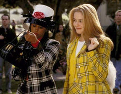 Cher and Dion from Clueless
