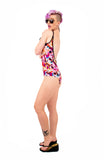 The Danny Bunny Tiegs scoop back Swimsuit