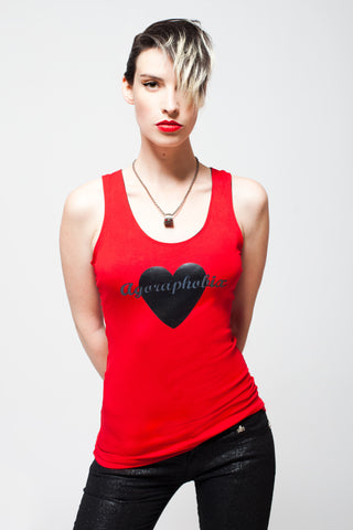 cut out tops long tops long tank tops for women racer back tops racer back tank red tank top racerback tank tops backless tops heart print keyhole top