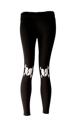 Achy Breaky Heart knee Pad  Print leggings