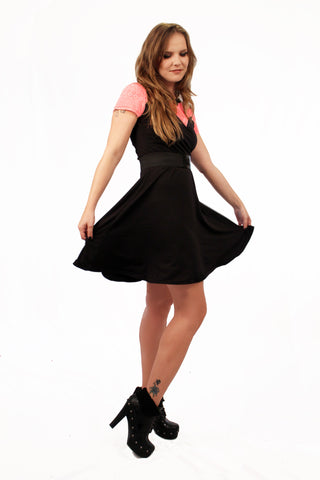 Calipso streetwear dress skater dress
