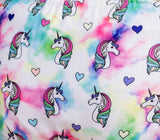 Snap To It unicorn one piece rainbow swimsuit Monokini bathing suit | soft grunge cute swimsuit | handmade Swimwear by Beach Please!