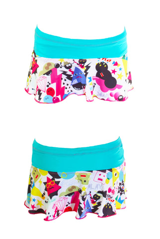 Playtime Skirt Bikini bottoms