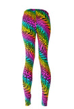 Acid Safari neon Leggings