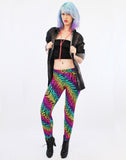 leggings online printed leggings leopard print leggings 90 clothing neon leopard leggings