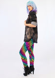 leopard leggings 90 clothing leopard print leggings leggings online neon  printed leggings