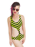 Snap To It! Monokini