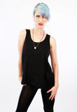 long tops black sequin top  racer back tops racer back tank long tank tops for women racerback tank tops backless tops