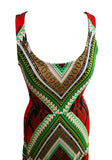 The perfect Streetwear maxi dress - In Tribal