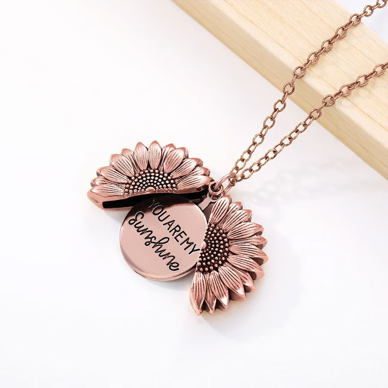 You Are My Sunshine - Necklace