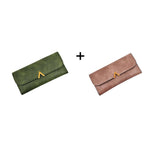 Handmade premium - Women's Vintage Wallet (Pack of 2 - Combo Offer)