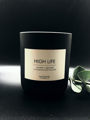 Sweet Life Sundays Luxury Candles