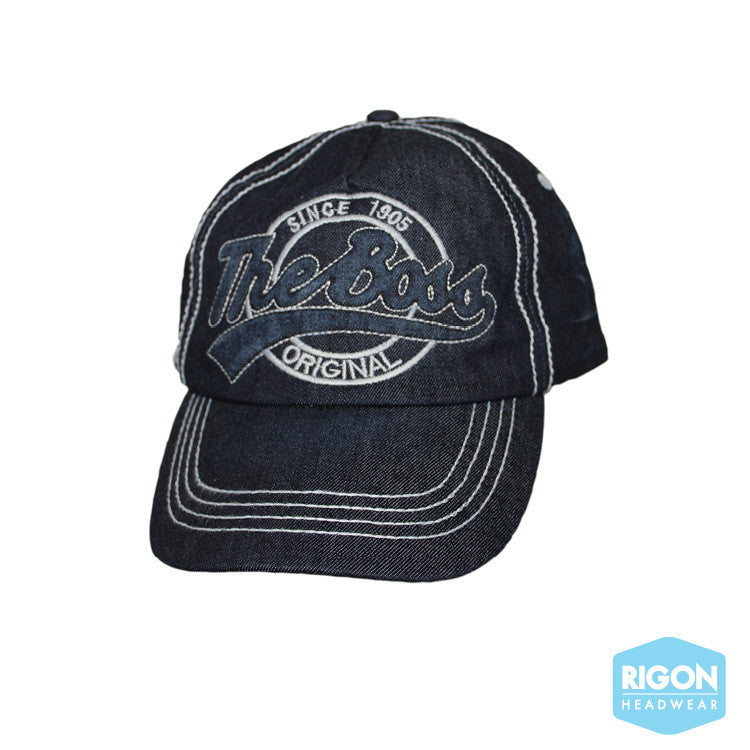 B357 The Boss Cap
