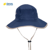 Cancer Council kids lightweight bucket hat (B819)