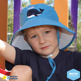 CANCER COUNCIL Boy's Character Hat (B81)