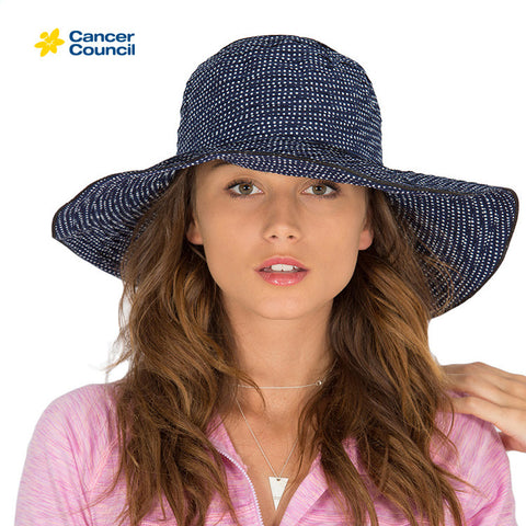 CANCER COUNCIL Endless Summer Resort Hat Standard Fit (BD18)