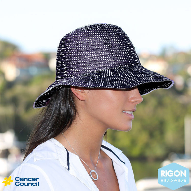 34678680fa2 CANCER COUNCIL Endless Summer Resort Hat Petite Fit (BD18p) – Rigon ...