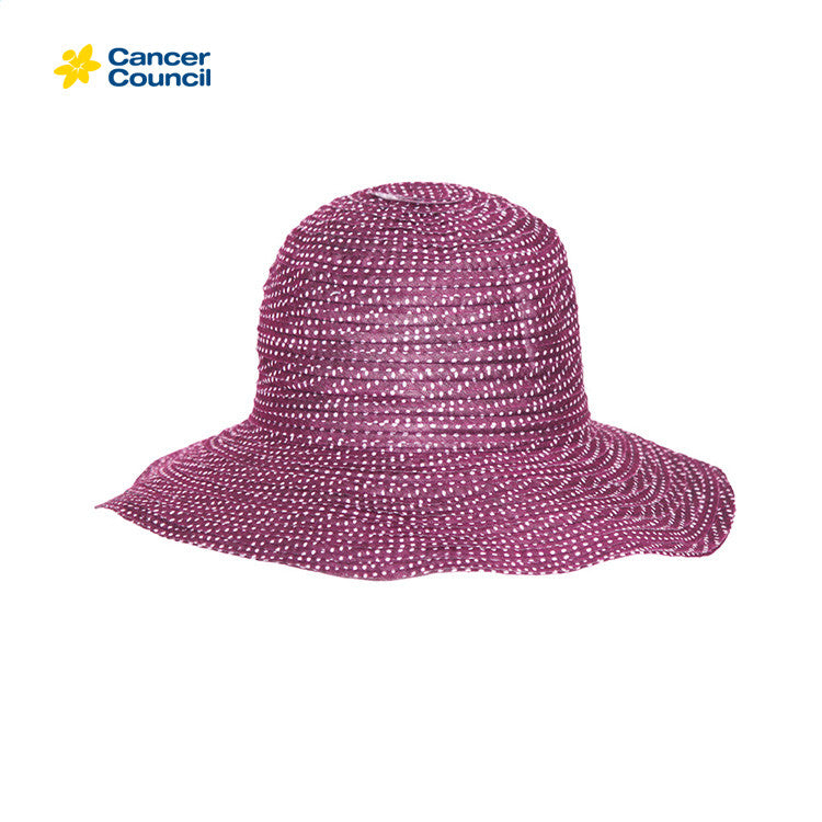 01879ffbcd3 CANCER COUNCIL Endless Summer Resort Hat Petite Fit (BD18p) – Rigon Headwear