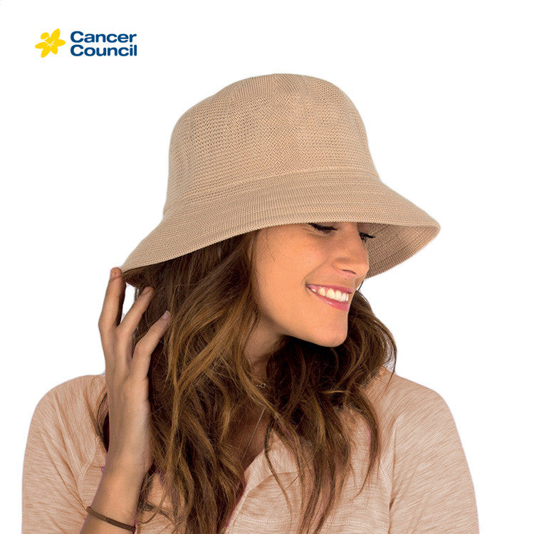 abaa38317 CANCER COUNCIL Tamzin Bucket Style Hat (R36L) – Rigon Headwear