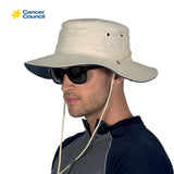 CANCER COUNCIL Mens Cricket Style Hat (RG80)