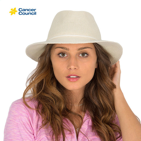 CANCER COUNCIL Jacqui Ladies Mannish Style (RL73)