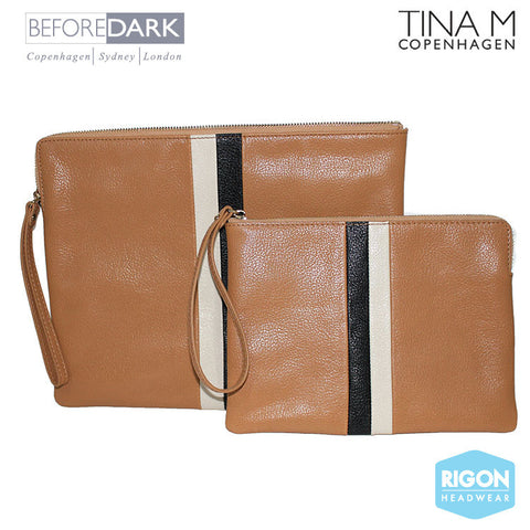 TM507 Genuine Leather Clutch