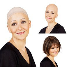 Wig Liner for ladies suffering from hair loss through alopecia, chemotherapy and other related hair loss treatments.