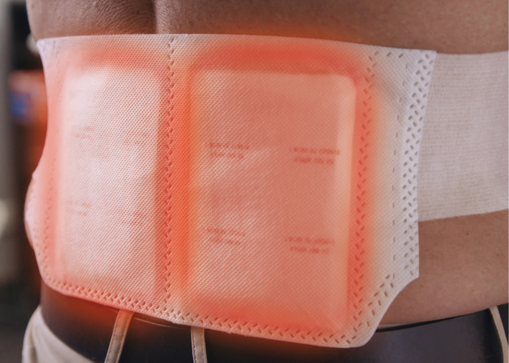 An Australian back pain trial using FlexEze Heat wraps as part of a clinical care model including education, reassurance, simple analgesia and physical therapy leads to a reduction in opioid use for acute back pain patients in four major NSW hospitals.
