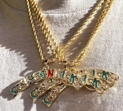Cookies n Kicks Chain - HYPE CHAINS