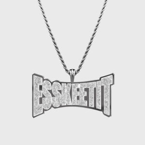"Lil Pump x Got Drip ""Esskeetit"" Chain - HYPE HOUSE CHAINS"