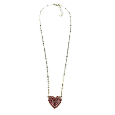 Mia Hayward Heart Necklace - HYPE HOUSE CHAINS
